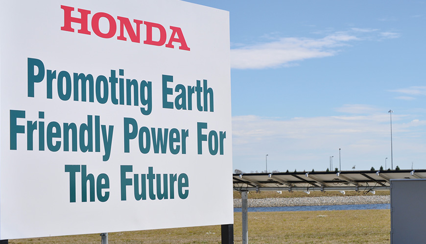 Welcome To Honda Manufacturing Of Indiana